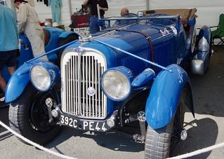 1935 Delahaye 135 S