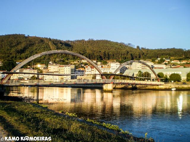Naron, Ria de El Ferrol