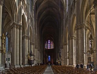 Reims - Cathédrale Notre-Dame de Reims
