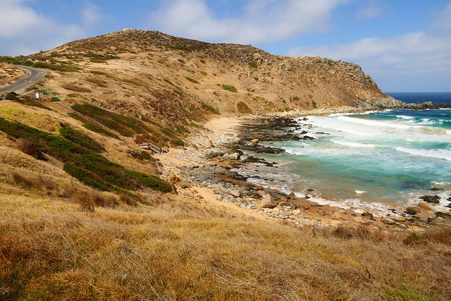 Petrel Cove and The Bluff, Fleurieu Peninsula, South Australia