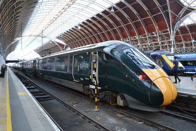 Great Western Railway IET 800030
