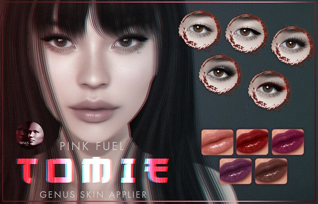 [PF] Tomie for GENUS Mesh Heads