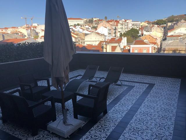 Fontecruz Lisbonne - Terrace Room