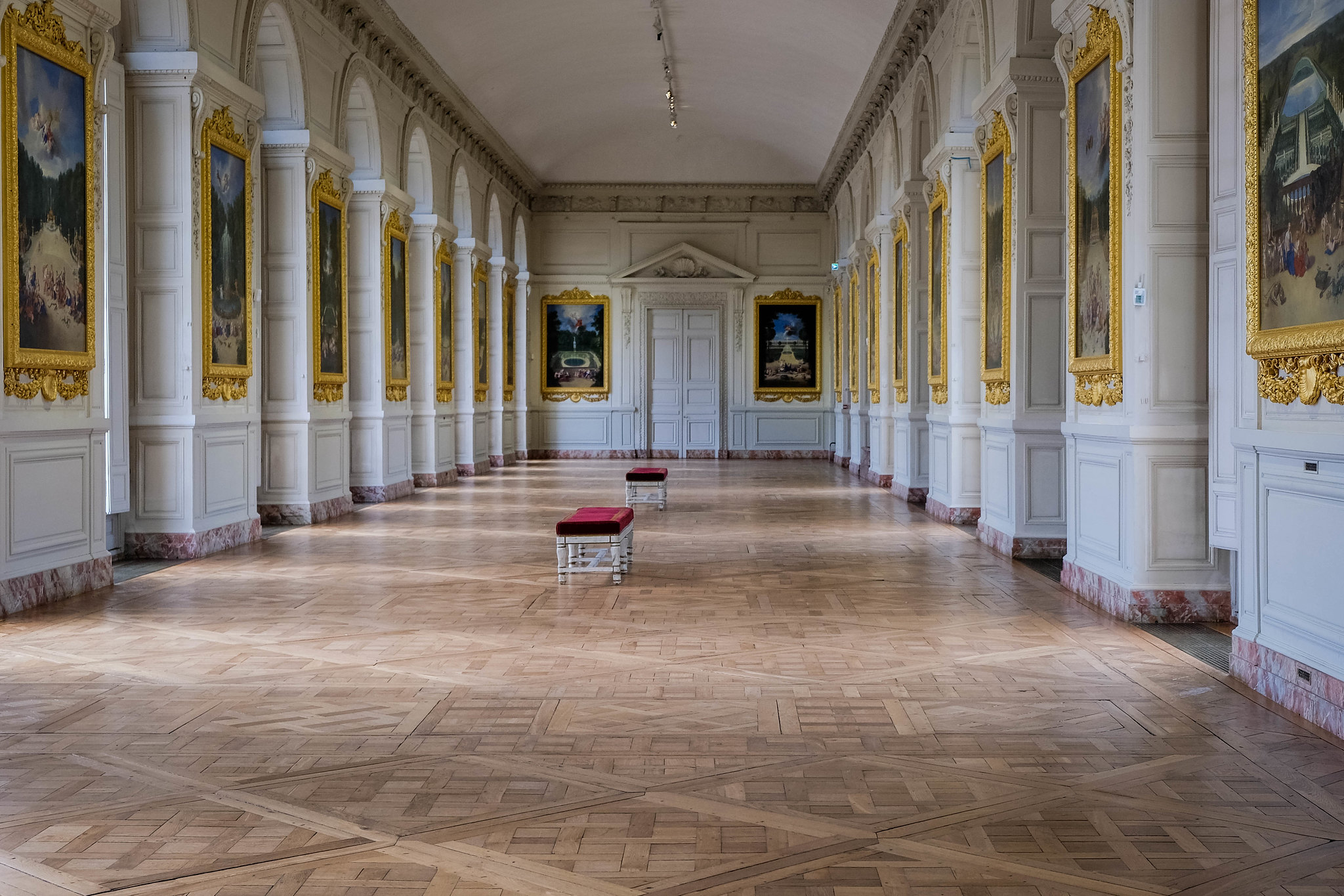 Inside Grand Trianon