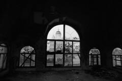 Сквозь разбитое окно / Through the broken window