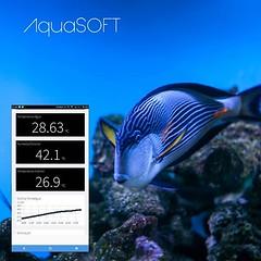 Aquasoft #reef #control #ph #ec #saltwatertank