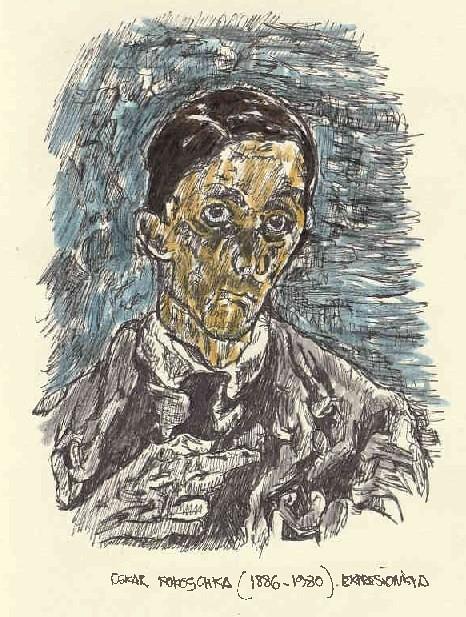 Oskar Kokoschka (1886-1980)