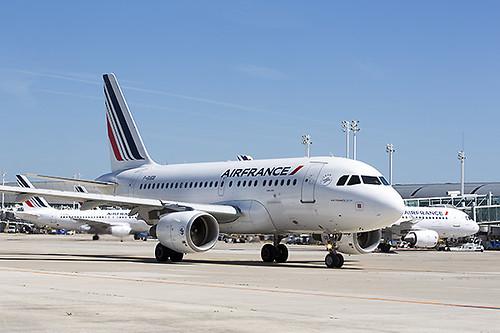Air France A318 (Air France)