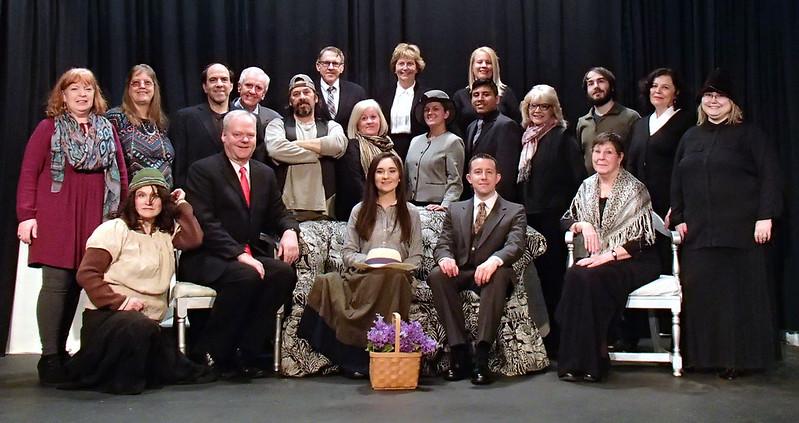 Actors Circle presents classic play 'Pygmalion' at ...