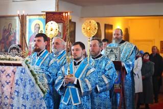 07.04.2019 | Престольный праздник в пос. Шимск