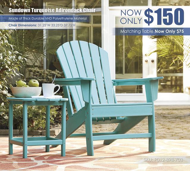 Turquoise Adirondack Chair_P012-898-703