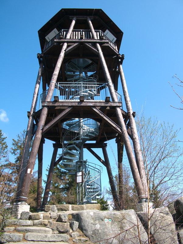 Wieża widokowa Čáp