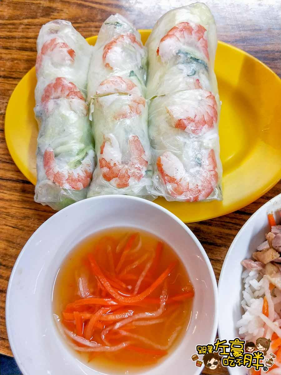 龍華市場越南美食-1