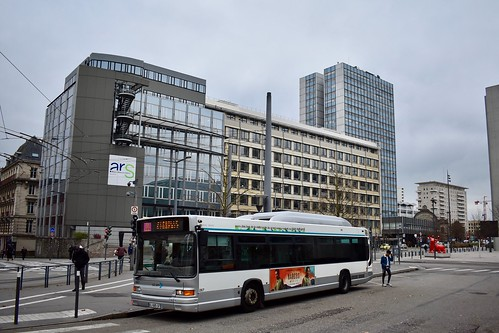 Nancy - HeuliezBus GX 317 GNV - 18/12/18 | by Jérémy P.