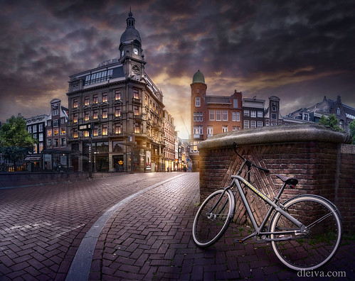 Keizersgracht Chanel, Amsterdam, Holand | by dleiva