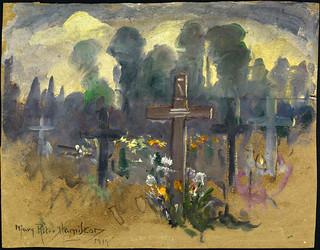 British Cemetery near Béthune / Cimetière Britannique près de Béthune