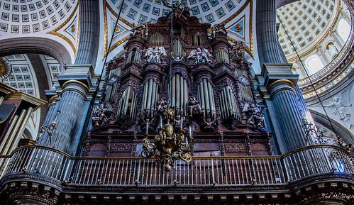 2018 - Mexico - Puebla - Cathedral - 5 of 6
