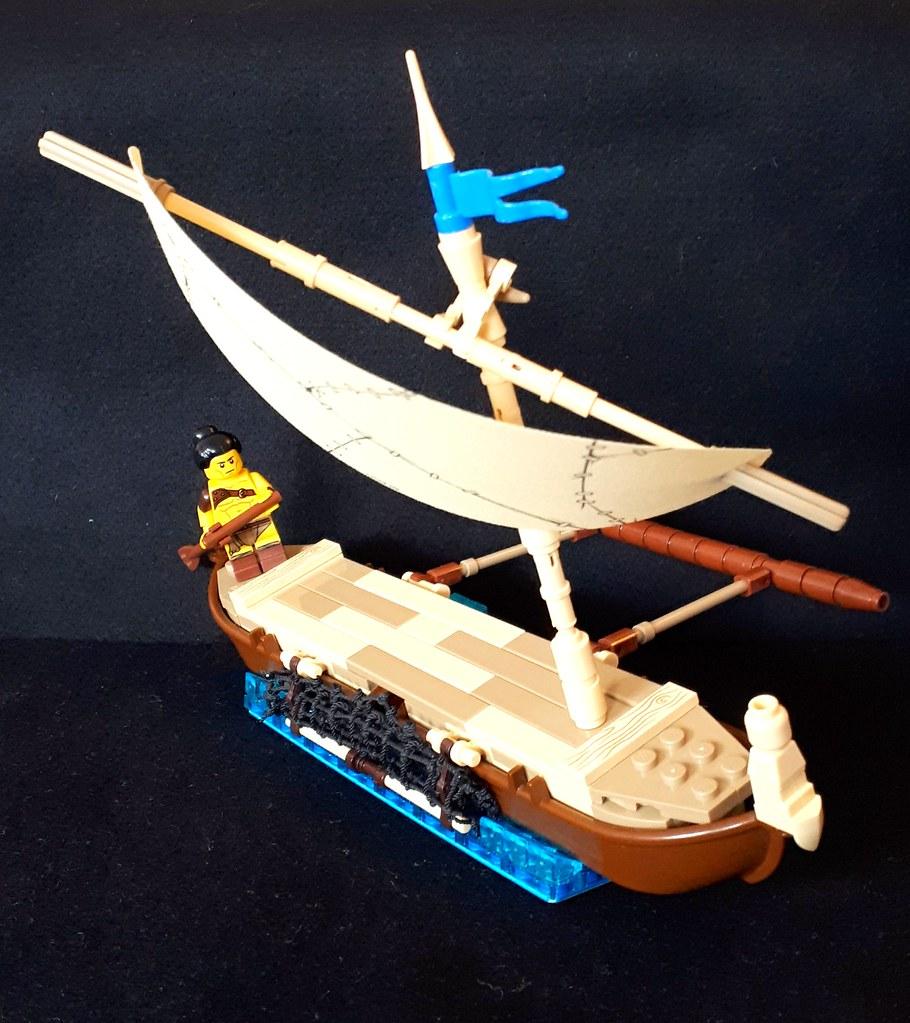 Achua's Catamaran