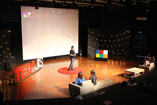 TEDxJIS 2019 rehearsal   by L Graci
