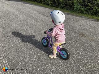 Rocking the Puky Kickbike | by HendrikMorkel