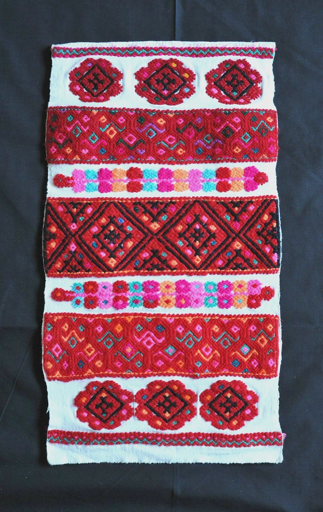 Chiapas Maya Weaving Tenejapa Textiles Mexico