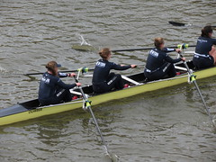 The Boat Race 2019 - Practice Starts