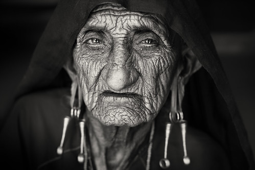 India, old Rabari woman | by Dietmar Temps