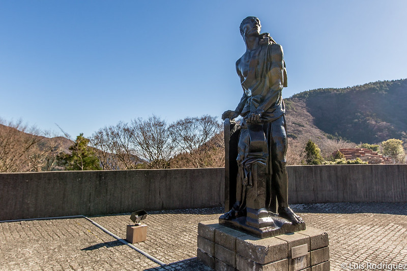 Grande Statue de la I Éloquence