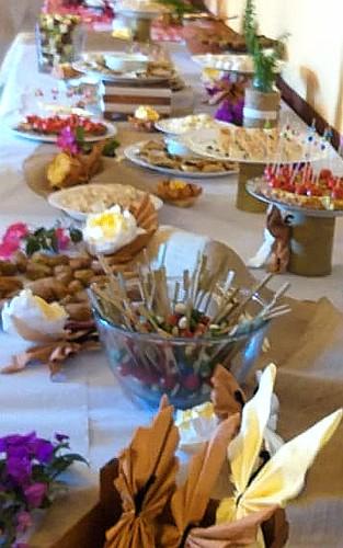 Dulce y salado para fiesta de picoteo | by mararia66