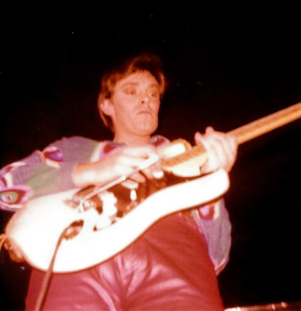 Bill Nelson of Be-Bop Deluxe 1978 (2)