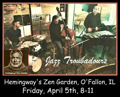 Jazz Troubadours 4-5-19