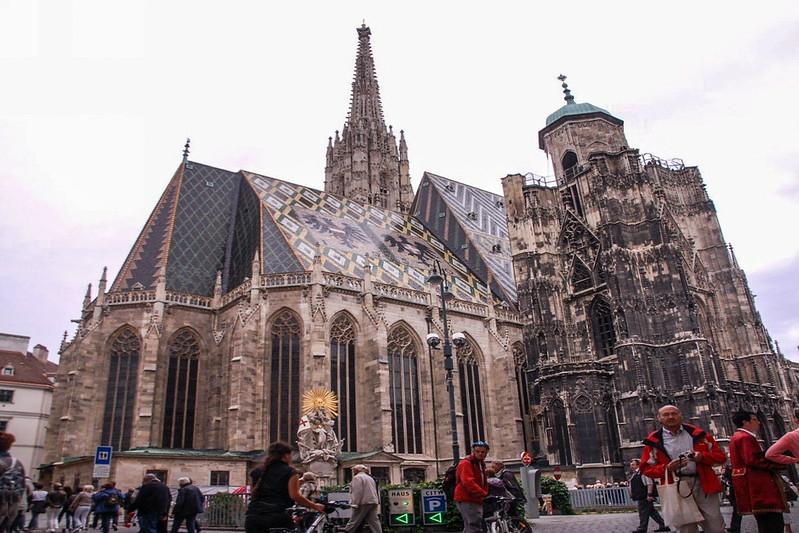 聖史蒂芬大教堂(St. Stephen's Cathedral) 20