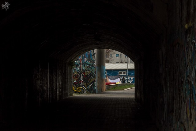 Tunnel. Milano