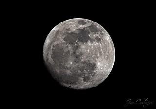Full Moon 23.09.2018