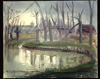 Canal, Cambrai / Canal, Cambrai