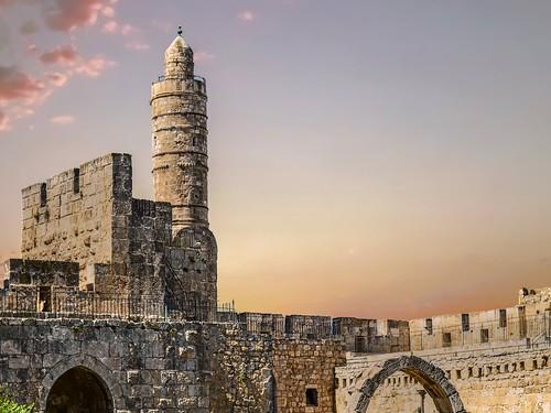 The Citadel Jerusalem