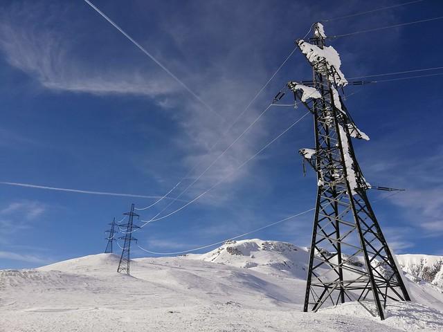 AlpineEnergyTransfer - skitouring from the südWienerhütte in Obertauern. An amazing part of the Austrian Apps.