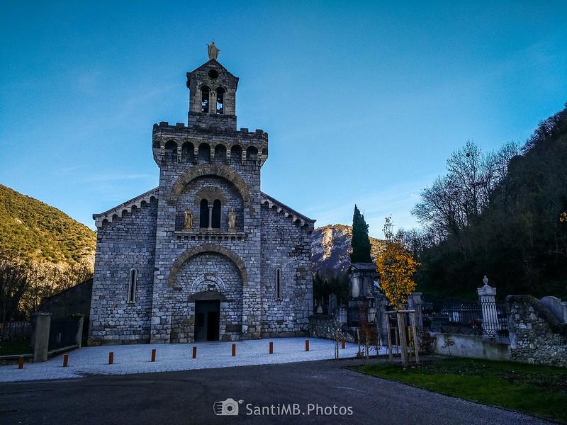 Notre-Dame de Sabart en Tarascon-sur-Ariège