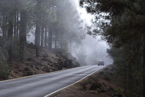 Driving into Bruma, Tenerife | by BuzzTrips