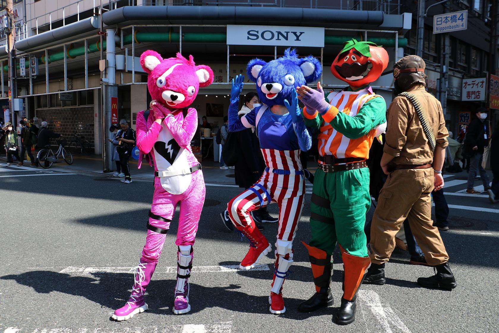 Nippombashi Street Festa 2019, Osaka