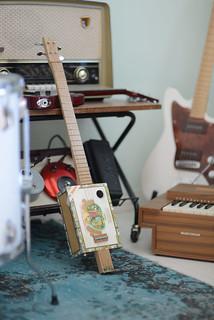 Cigar box guitar | by jutta / kootut murut