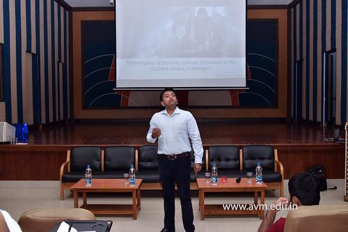 Info Session with Shiv Nadar University (11) | by Atmiya Vidya Mandir
