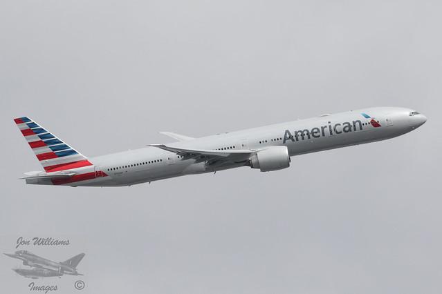 American Airlines Boeing B777-323 (ER)