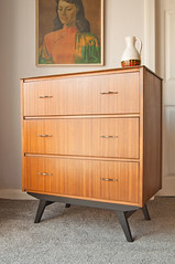 Remploy chest of drawers