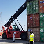 Chabahar Port opens for TIR with first Afghan-Iran-India transport (10)
