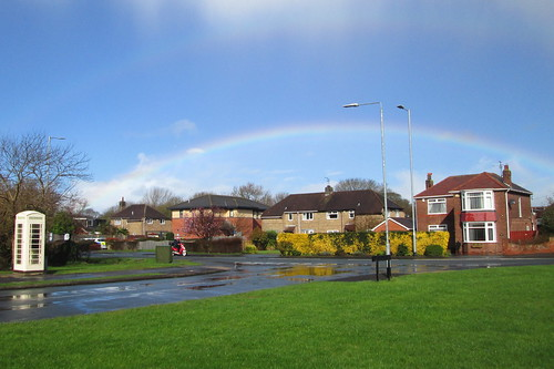 Rainbow New Road Hedon. | by Ray Duffill