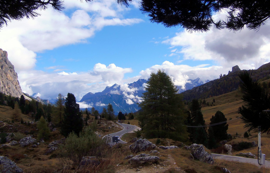 Landscape of South Tirol / Italy