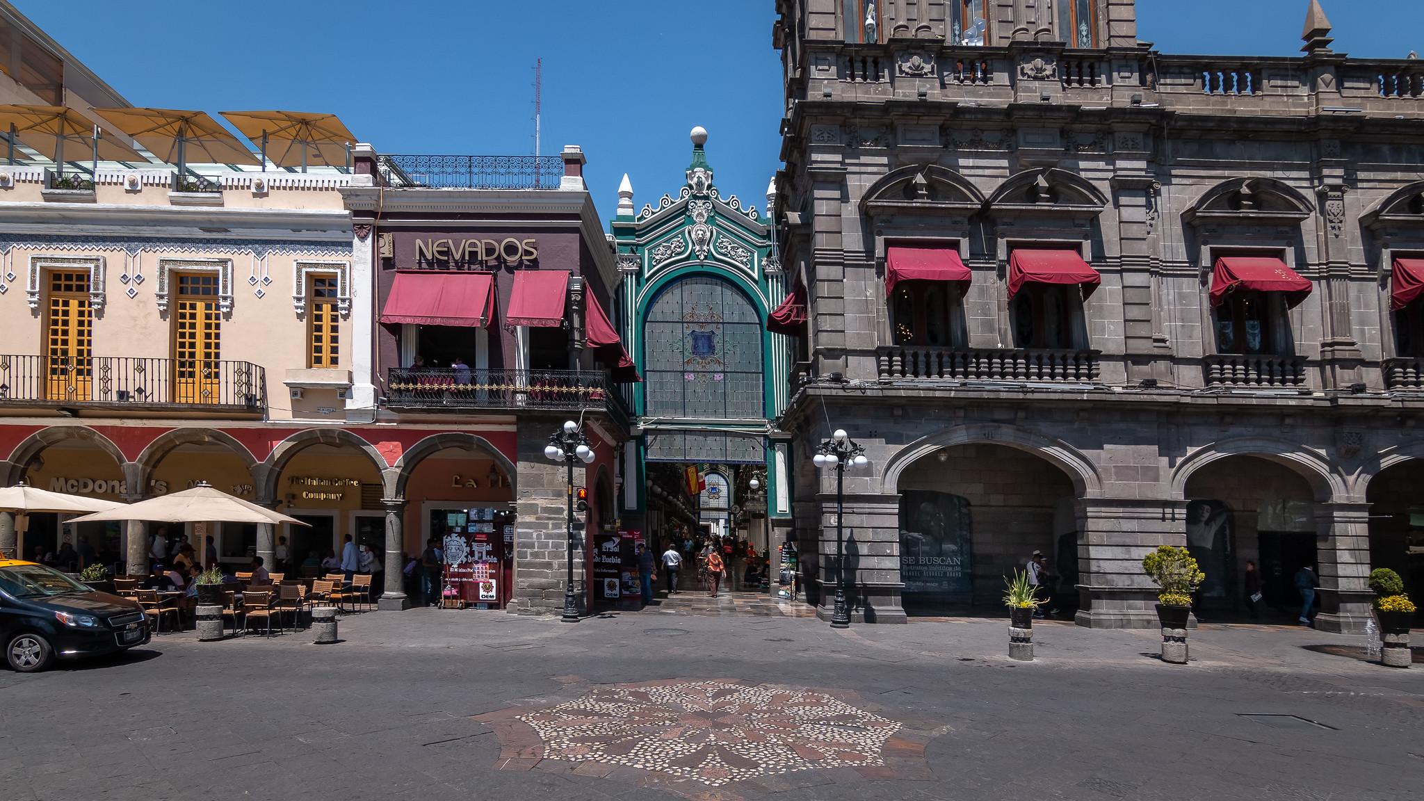 Puebla - Puebla - [Mexique]