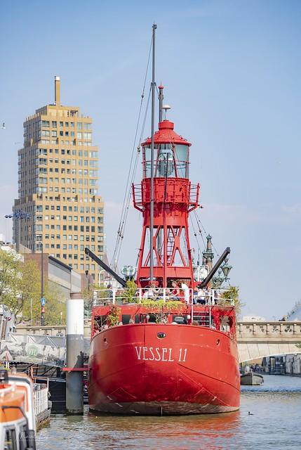 Former lighthouse ship