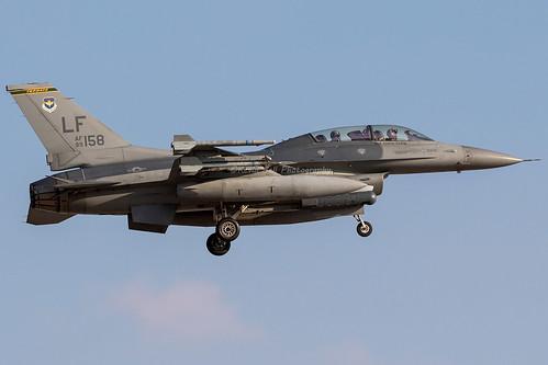 F-16DM 89-2158 MCAS Yuma WM | by finband76